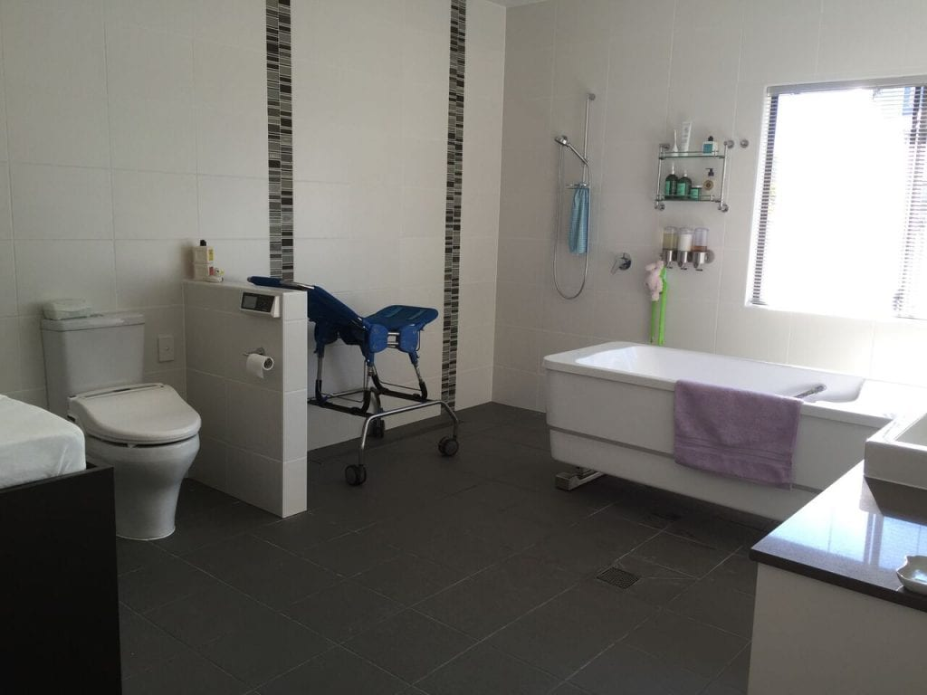Accessible bathrooms by VIP Access, Beenleigh Heads.