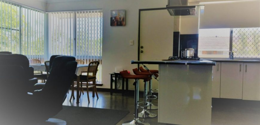 PARA PROFESSIONAL. FAMILY SIZE ACCOMMODATION, Central Maylands, Perth WA