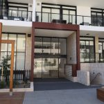 Building entrance, Rothesay Ave, apartment for rent, Ryde, Sydney