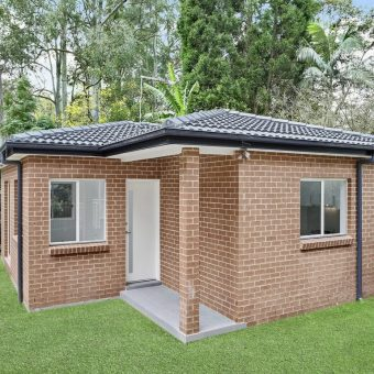 Near new spacious one bedroom granny flat in West Pennant Hills for rent