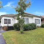 Front yard, budget house for rent, Narwee, Sydney