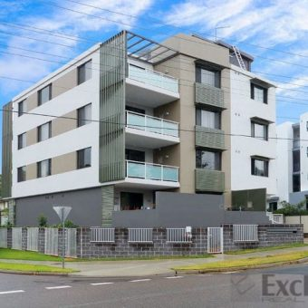 Telopea 2 bed apartment