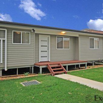 Ryde granny flat for rent