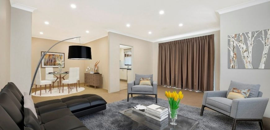 Leichhardt apartment with car space