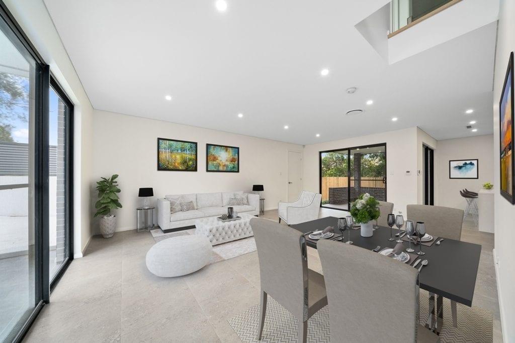 Abbotsford duplex for rent, 4 beds, 3 baths, 2 garages, RentEzy