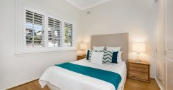 Five Dock 2 bed renovated house