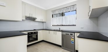 Five Dock stylishly renovated 3 bed unit
