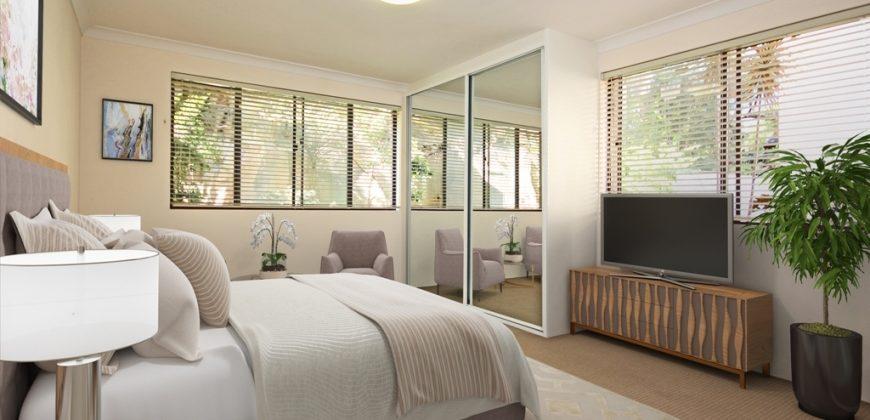 Five Dock 3 bed unit ground floor