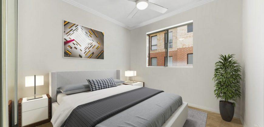 Homebush West convenient 2 bed unit